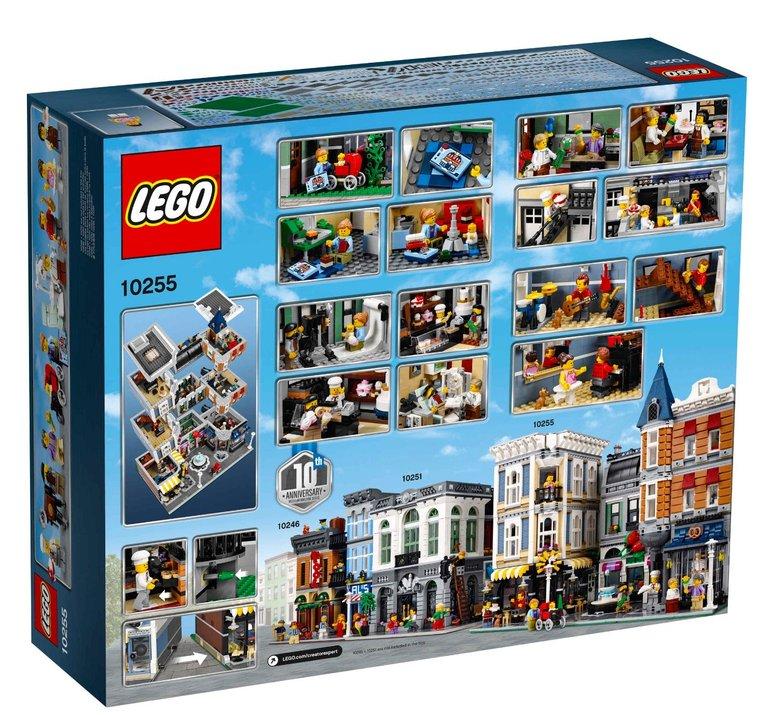 Lego Creator Stadtleben (10255) für 199,99€ (statt 220€)