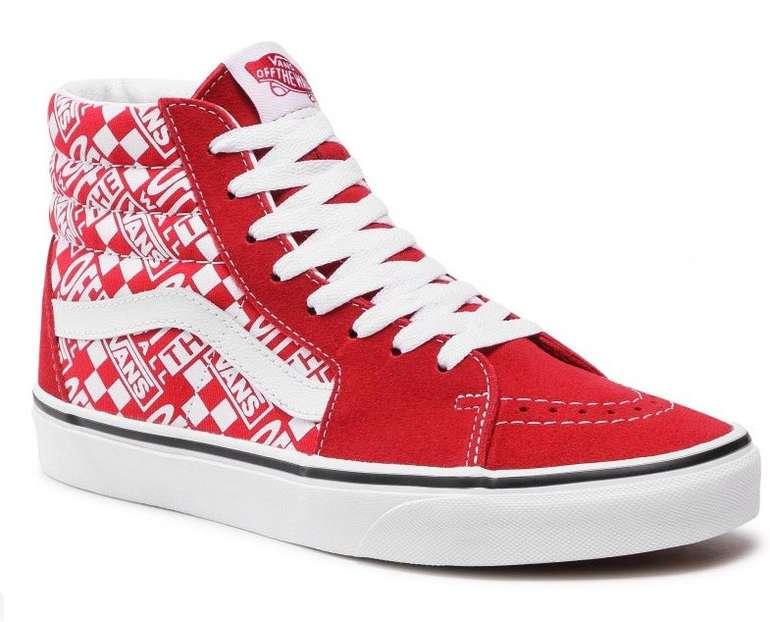 Vans Sk8-Hi Unisex Sneaker für 53,94€ inkl. Versand (statt 78€)
