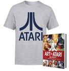 Atari T-Shirt + Art of Atari Buch für 16,84€ inkl. VSK (statt 34€)