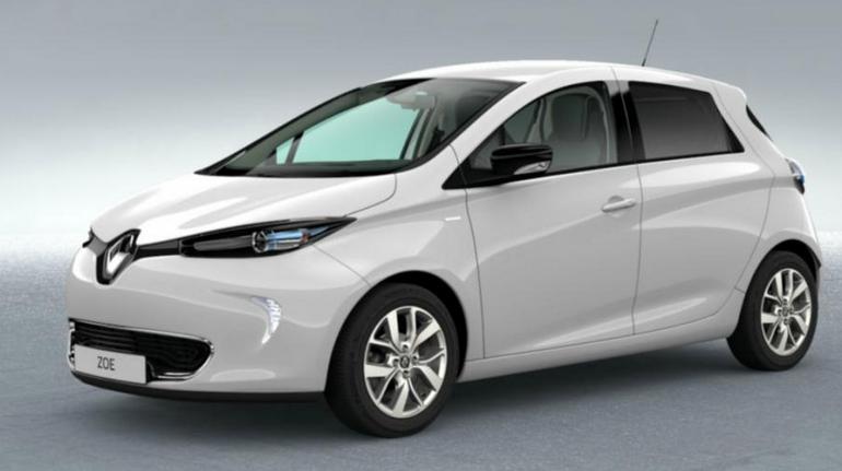 Privat Leasing: Renault ZOE Life Z.E. 40 R90 Elektroauto mit 92 PS für 149€ mtl.