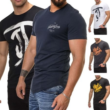 Jack & Jones Herren T-Shirts (versch. Modelle) für je 9,99€ inkl. Versand