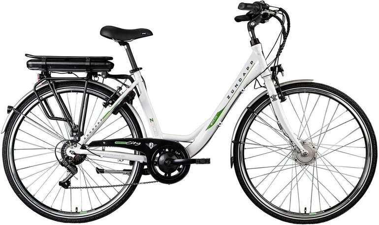 Zündapp Z503 700c E-Bike Damenrad für 899€ inkl. Versand (statt 1480€)