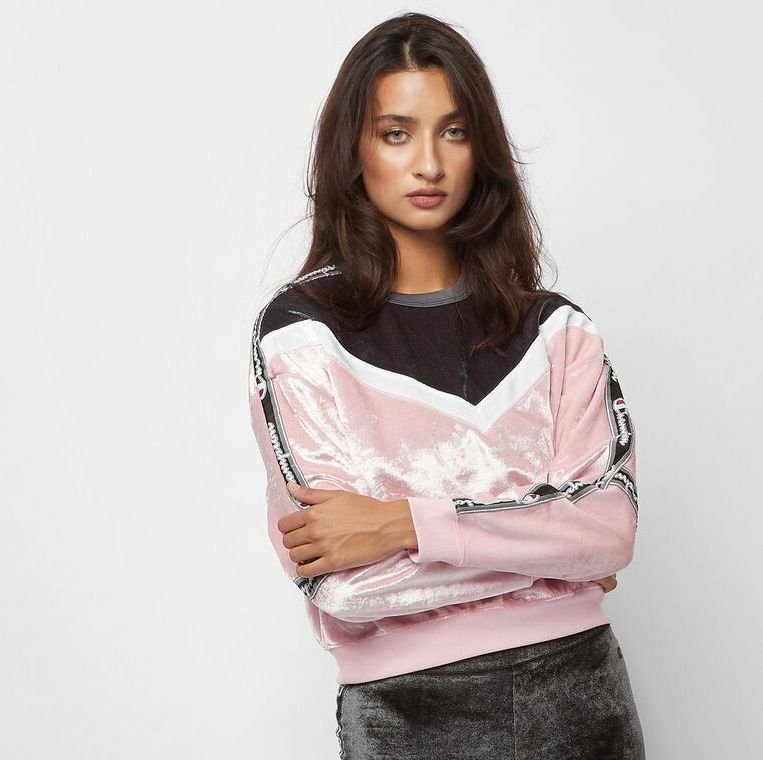 Champion Crewneck Damen Sweatshirt für 35,99€ inkl. Versand (statt 54€)