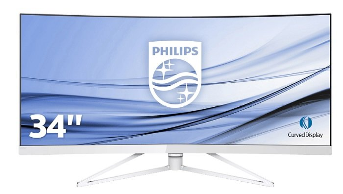 "Philips Brilliance 349X7FJEW - 34"" Curved UltraWide-Monitor 4ms & FreeSync 499€"