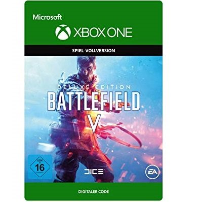 Battlefield V Deluxe Edition (Xbox One) für 10,79€ (Download Code)
