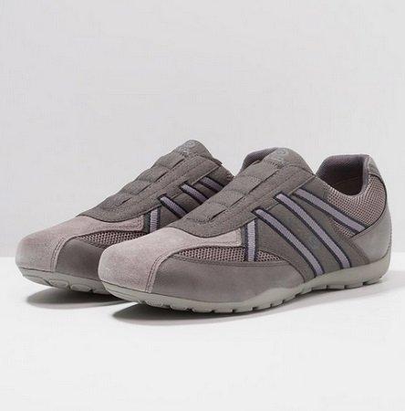 Geox Sale mit bis zu -61% Rabatt, z.B. Ravex Herren Sneaker in Grau für 42,90€