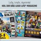 """""""Lego Life Magazin"""" gratis nach Hause bestellen (bis zu 4x pro Jahr)"""