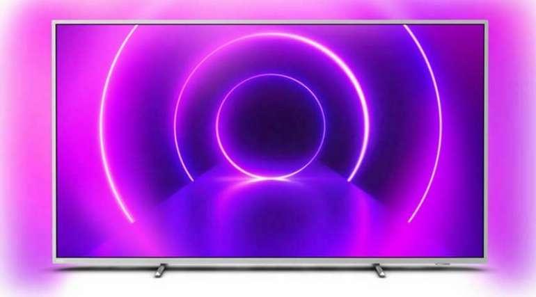 Philips 70PUS8505 LED TV mit 70 Zoll (4K UHD, SmartTV, Ambilight) für 777€ inkl. Versand (statt 859€) - Verpackungsmängel