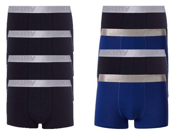 4er Pack Skiny Herren Pants für 19,99€ inkl. VSK (statt 35€)