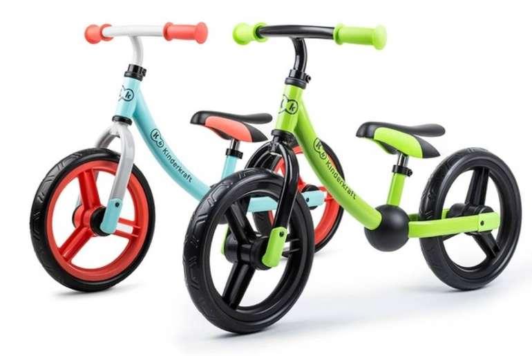 Kinderkraft Laufrad 2way next (versch. Farben) für je 22,96€ inkl. Versand