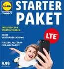 Lidl Connect Starter Paket mit 10€ Startguthaben für 4,99€ inkl. Versand (statt 9,99€)