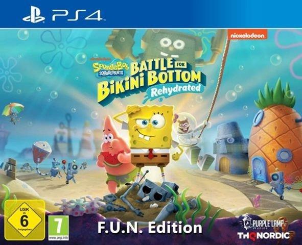 Spongebob SquarePants: Battle for Bikini Bottom - PS4 für 149€ inkl. Versand (statt 286€)