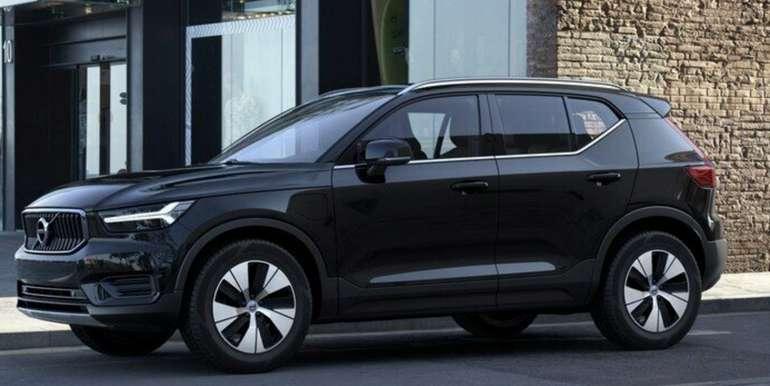Privatleasing: Volvo XC40 Inscription Expression Hybrid mit 211 PS für 190€ mtl. (BAFA, LF: 0.39, Überführung: 990€)