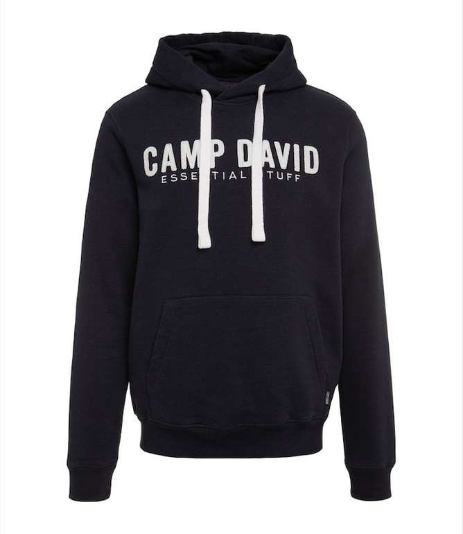 Camp David Hoodie für je 32,40€ inkl. Versand (statt 55€)