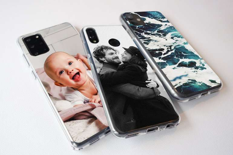 Lieblingsfoto.de: Telefonhüllen mit eigenem Foto für 5,94€ zzgl. Versand