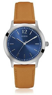 Guess Armbanduhren & Smartwatches Sale -60%, z.B. Armbanduhr Leder für 49,99€