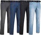 Pierre Cardin Straight Fit Jeans mit Gürtel für 32,99€ inkl. Versand