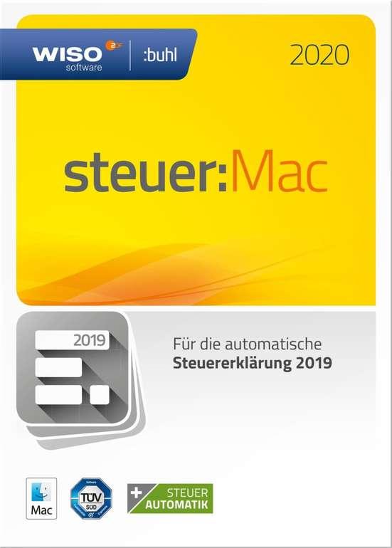 Buhl WISO steuer:Mac 2020 (für Steuerjahr 2019) für 21€ (statt 24€)