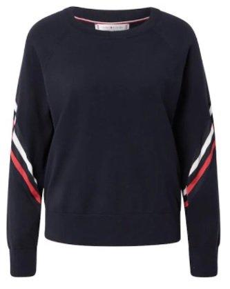 Tommy Hilfiger Pullover in navy/rot /weiß für 89,25€ inkl. Versand (statt 120€) - XXS, M, L