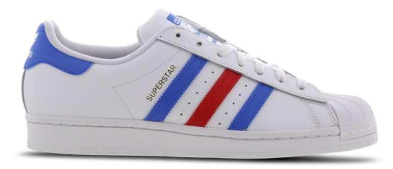 Adidas Superstar Herren Sneaker (in 4 Farben) für je 49,99€ inkl. Versand (statt 62€)