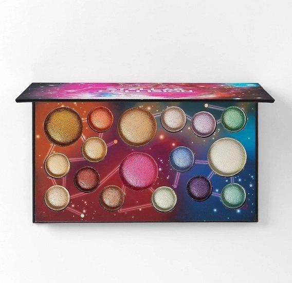 BH-Cosmetics: 25% Rabatt auf neue Produkte, z.B. Stellar Collision - 17 Farben Baked Lidschatten & Highlighter Palette für 18€