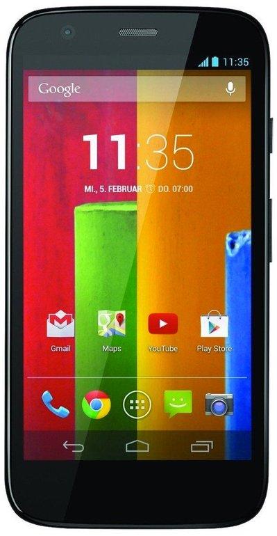 Motorola Moto G 8GB für 29,90€ inkl. Versand (refurbished)