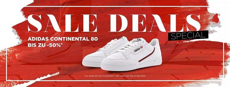 Verschiedene Adidas Continental 80 Sneaker 2