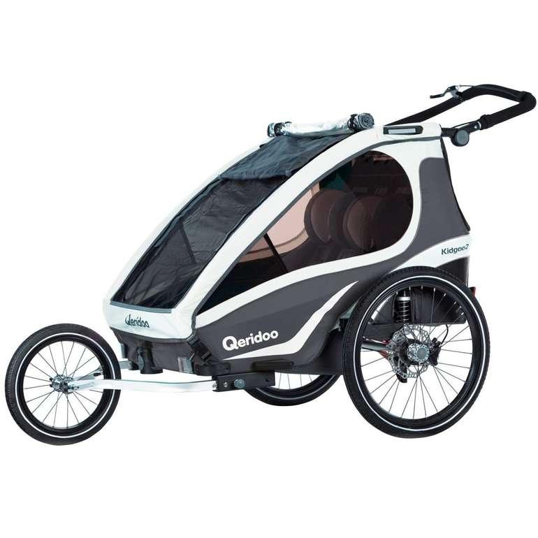 babymarkt: 10% Personal-Rabatt auf fast alles, z.B. Queridoo KidGoo 2 Sport für 458,99€