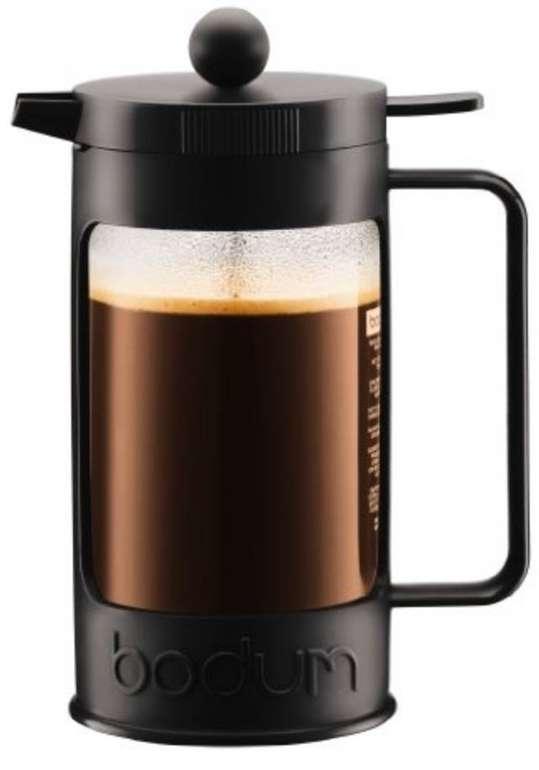 Bodum Bean Kaffeebereiter (Press Filter System, Isoliert, Auslaufschutz) je 15,94€ inkl. Versand (statt 26€)