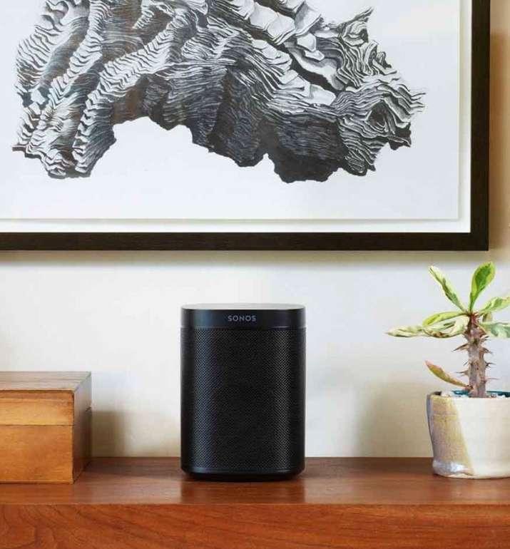 2x Sonos One Lautsprecher mit Alexa Sprachsteuerung für 274,64€ (statt 378€)