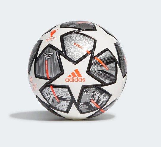 "Adidas Miniball ""Finale 21 20th Anniversary UCL"" für 6,63€ inkl. Versand (statt 14€)"