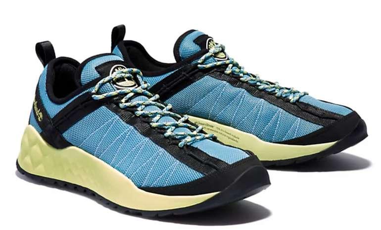 Timberland Solar Wave Herren Mesh-Sneaker in Blau für 54,95€ inkl. Versand (statt 70€)