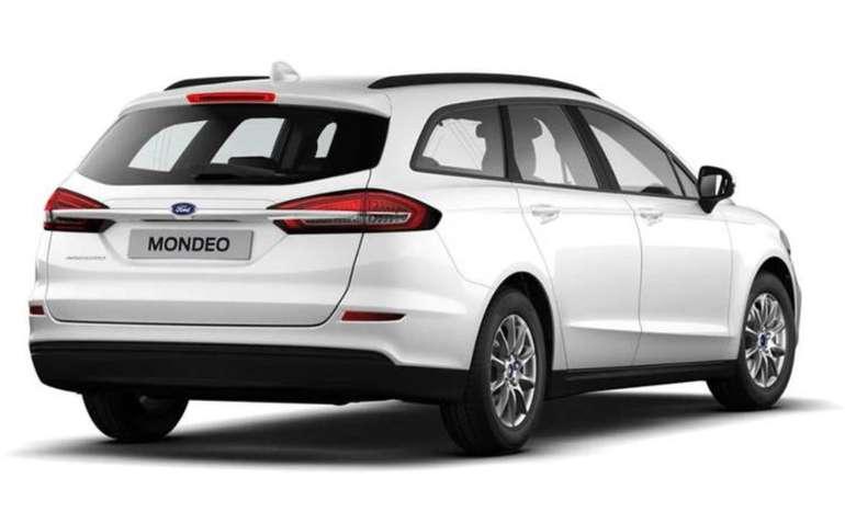 Privat Leasing: Ford Mondeo Turnier 2.0 mit 188 PS inkl. Wartung für 169,99€ mtl. (ÜF + Zulassung: 1049€, LF: 0,44)