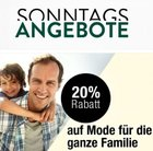 Galeria Kaufhof Sonntagsangebote - z.B. 13% Rabatt auf Playmobil