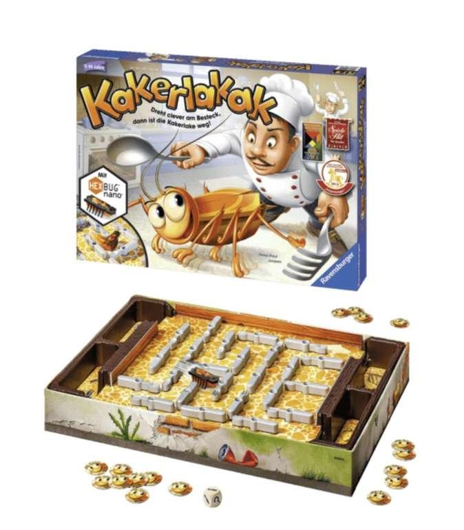 Ravensburger Kakerlakak (22212) für 17€inkl. Versand (statt 27€)