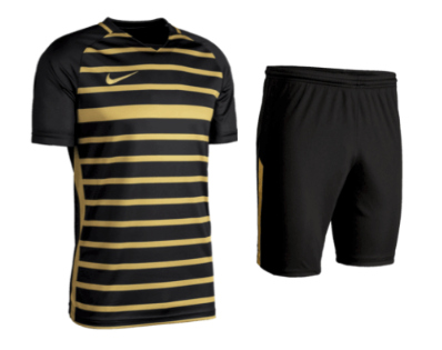 Nike Set ClubZone in schwarz/gold in vers. Designs für 29,95€ inkl. Versand (statt 35€)