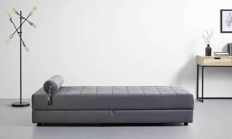 "Bessagi Home Tagesbett ""Christiano"" inkl. Stauraum für 279,30€ inkl. Versand (statt 399€)"