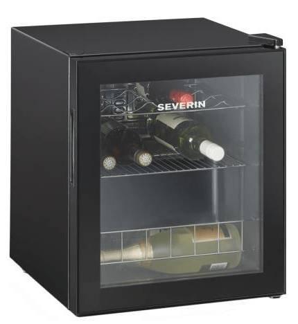 Severin Weintemperierschrank KS 9889 + 6 Flaschen Wein für 160€ (statt 179€)