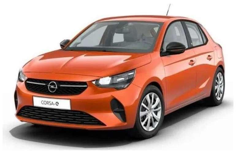 Privat Leasing: Opel Corsa E (Elektro) mit 100 kW / 136 PS für 117€ mtl. (BAFA, Überführung: 1.059€, LF 0.38)