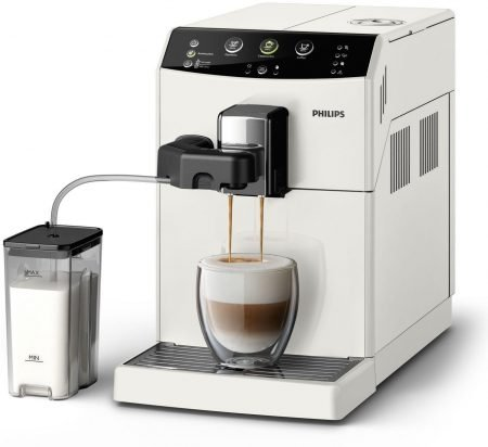 Philips Kaffevollautomat HD8830/12 (Weiß) für 209,90€ inkl. VSK