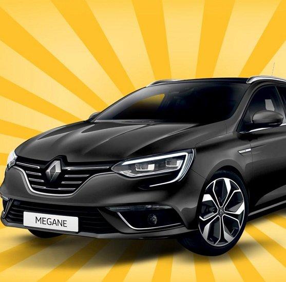 Renault Megane Kombi Life TCe 115 GPF für 39€ Netto mtl. im Gewerbeleasing