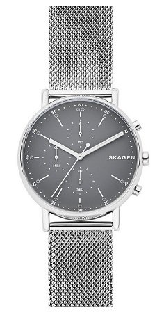 20% auf Uhren und Schmuck bei Karstadt, z.B Skagen Chronograph SKW6464 für 69€