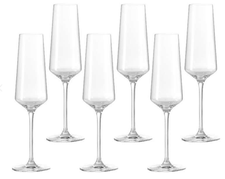 6er Set Sektglas Leonardo Puccini für 11,88€ inkl. Versand (statt 19€)