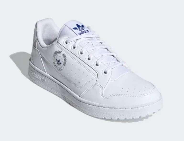Adidas NY 92 Sneaker in Cloud White für 47,60€ inkl. Versand (statt 80€)