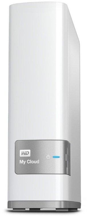 WD My Cloud NAS-System (1-Bay) mit 8TB nur 209€ inkl. Versand