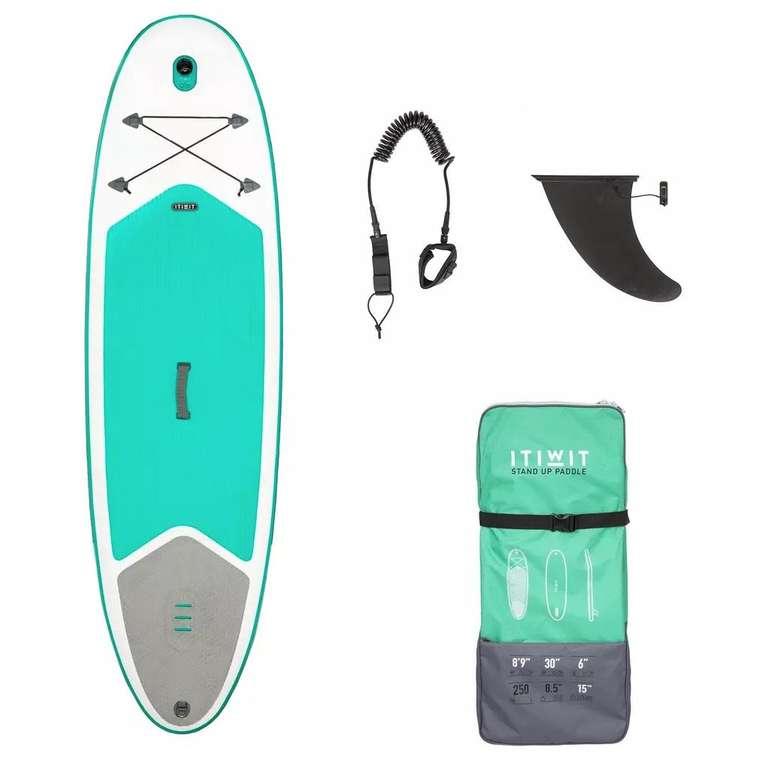 Decathlon Sale mit bis zu 80% Rabatt - z.B. SUP-Board Touring (aufblasbar) für 194,99€