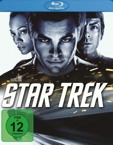 Star Trek (Blu-ray) für 3,66€ inkl. Versand (statt 9€)
