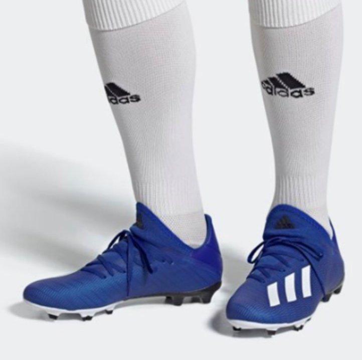 Adidas X 19.3 FG Herren Fußballschuhe für 28,19€ inkl. Versand (statt 84€)