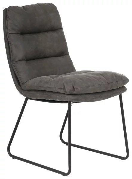 Mömax Stuhl in Grau für 84,88€ inkl. Versand (statt 100€)