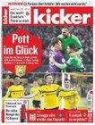 """Mini-Abo: 13 Wochen """"Kicker"""" für 57,72€ + 57,72€ Verrechnungsscheck"""